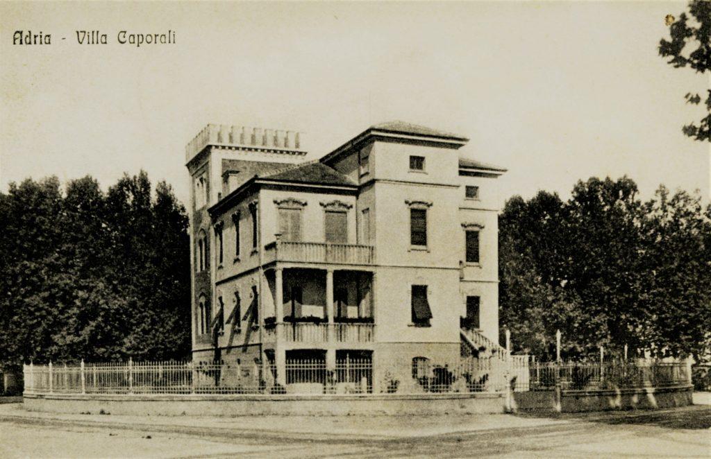 Grande Influenza Villa Caporali