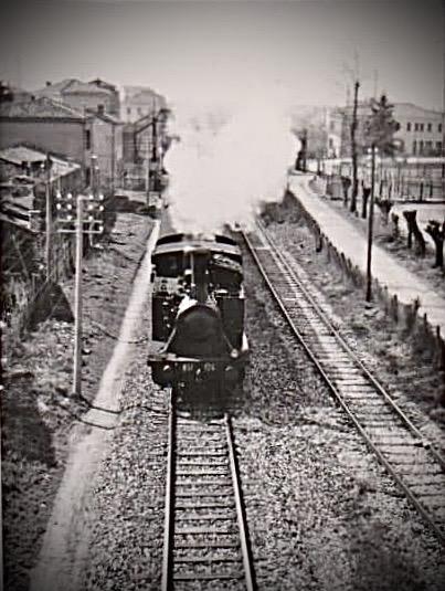 Binario Adria Locomotiva A Vopore 1