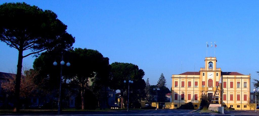 Piazza Della Repubblica Porto Viro