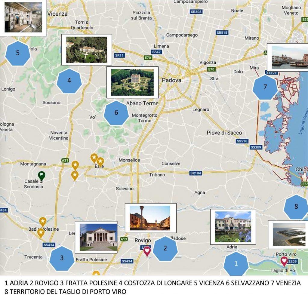 Personaggi Simbolo Del Veneto Itinerario