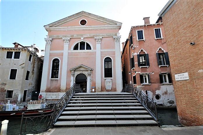 Personaggi Simbolo Del Veneto Itinerario Chiesa San Luca Di Venezia