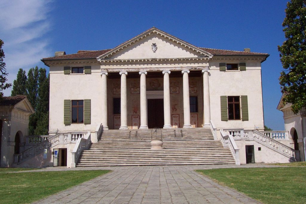 Personaggi Simbolo Del Veneto Villa Badoer