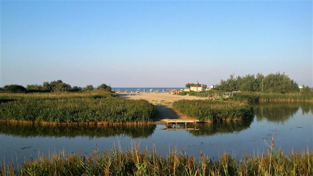 Spiagge Del Delta Boccasette