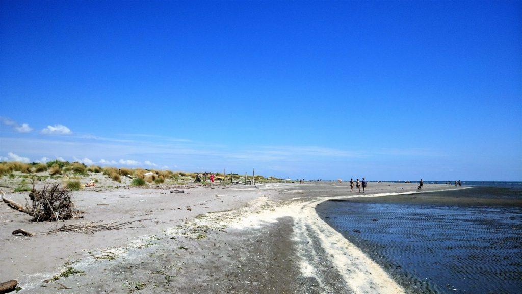 Spiagge Del Delta Del Po - Porto Caleri