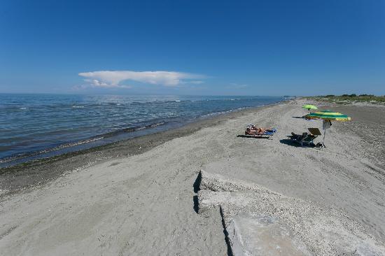 Spiagge Del Delta Del Po Scanno Cavallari