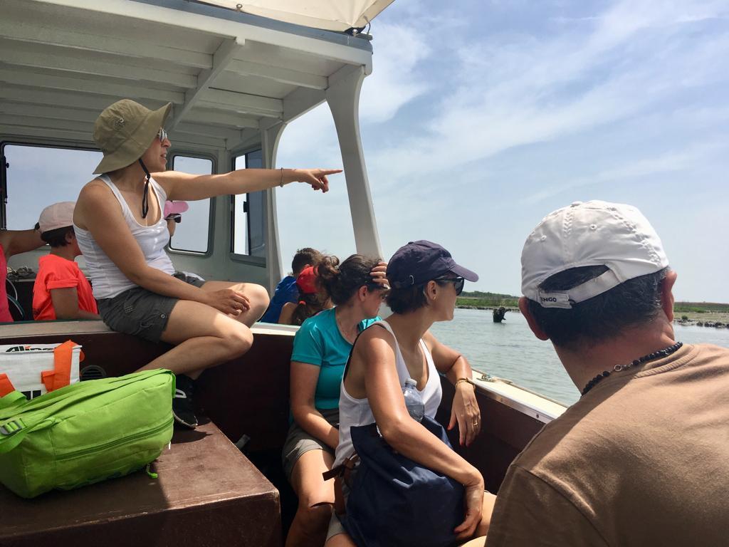 aqua natura e cultura Escursione Nel Delta