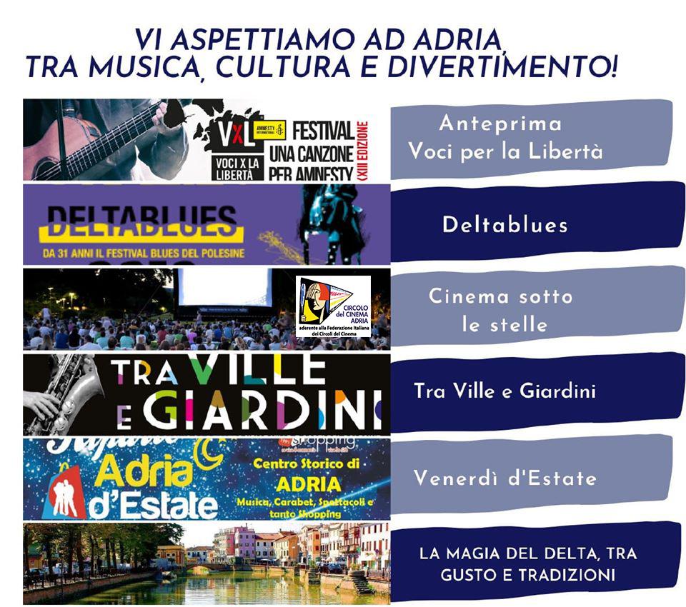 estate Eventi Adria