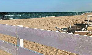 Spiaggia Rosiolina Mare