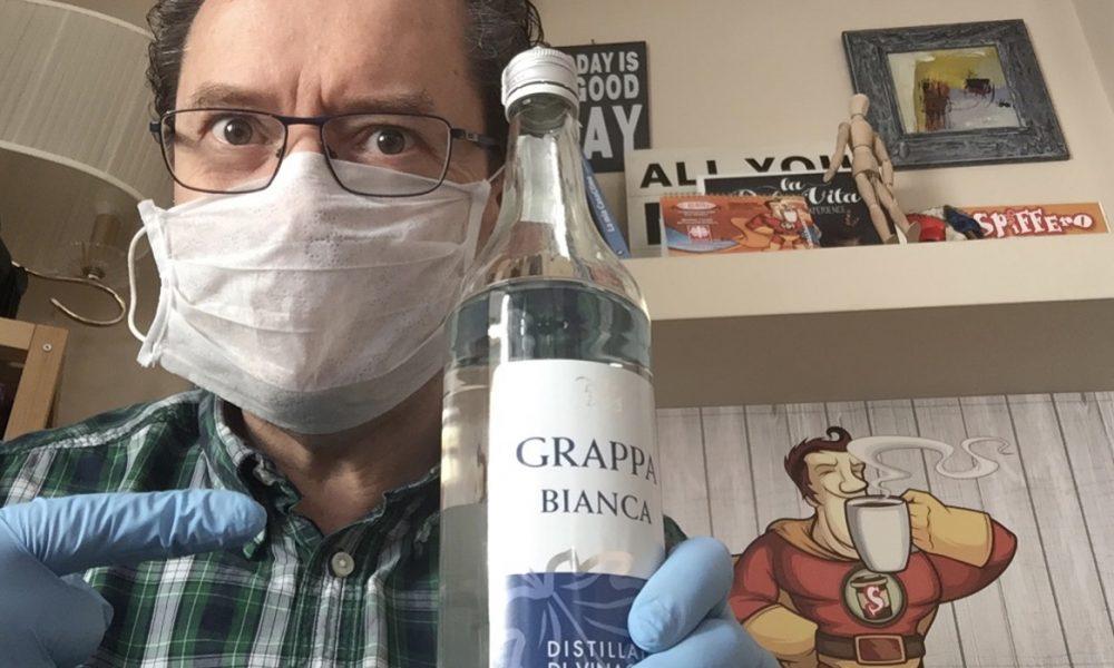 Soluzione Alcolica Contro Il Coronavirus