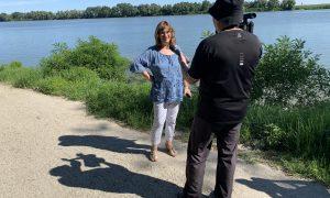 Letizia Guerra Riprese Tv