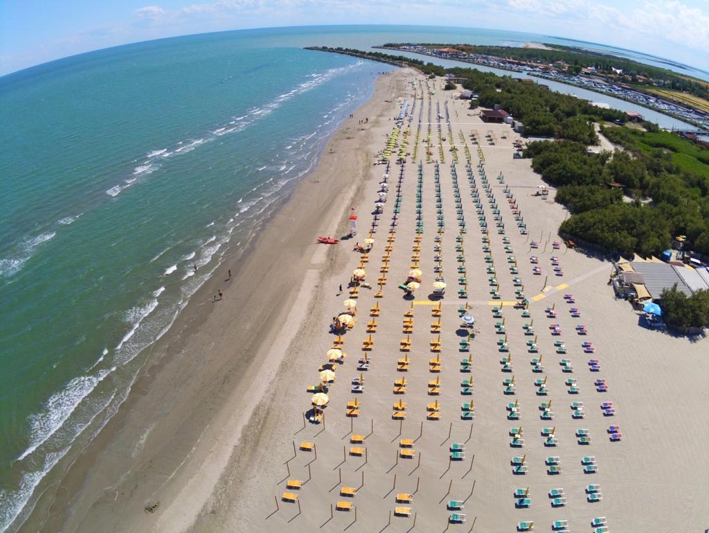 Scanno Spiaggia Barricata