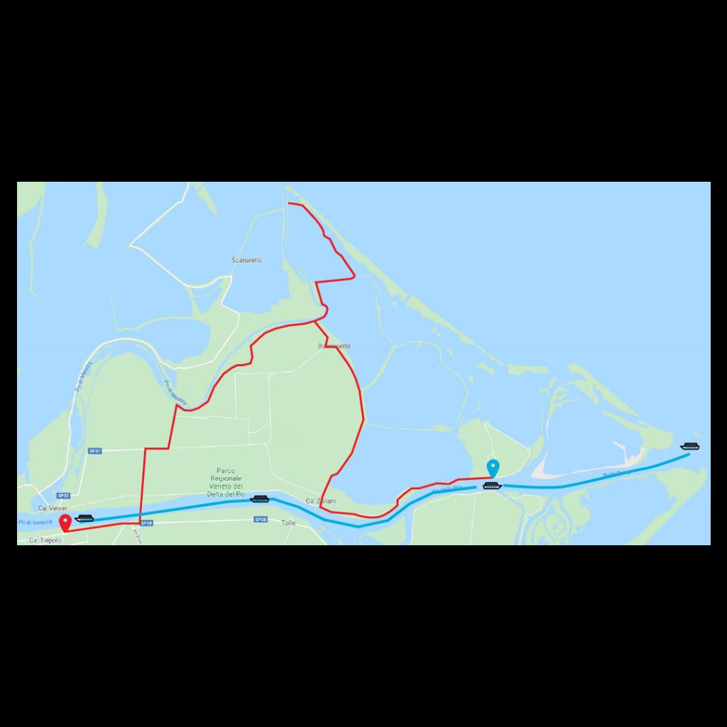 Mappa Giro 3