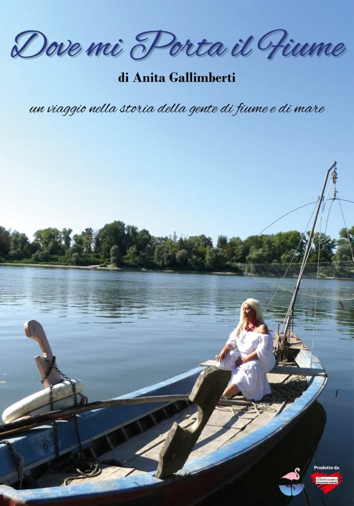 Dove mi porta il fiume Locandina Film