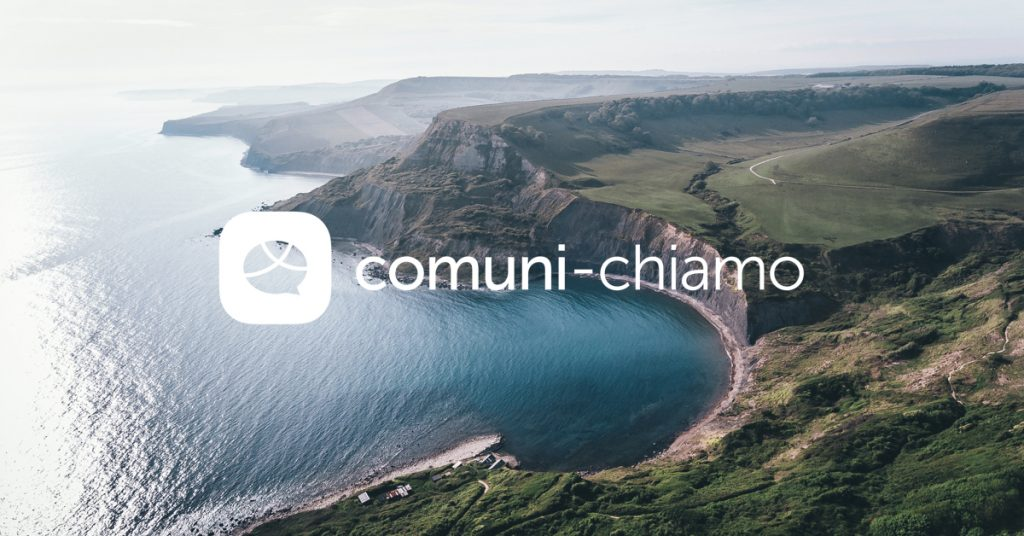 Comuni-Chiamo Logo App