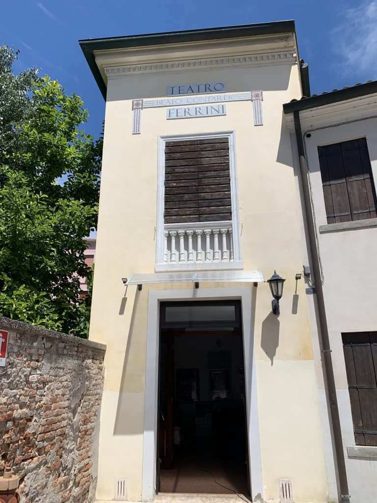Entrata Bc Ferrini
