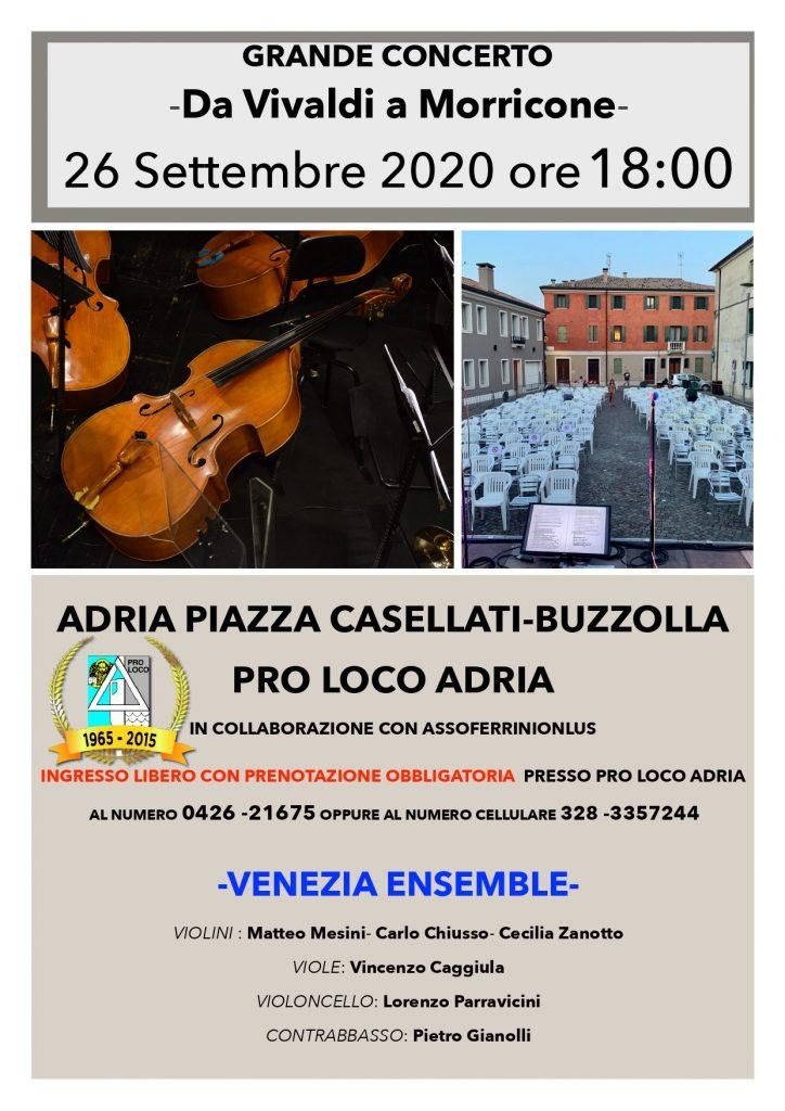 Da Vivaldi a Morricone Locandina