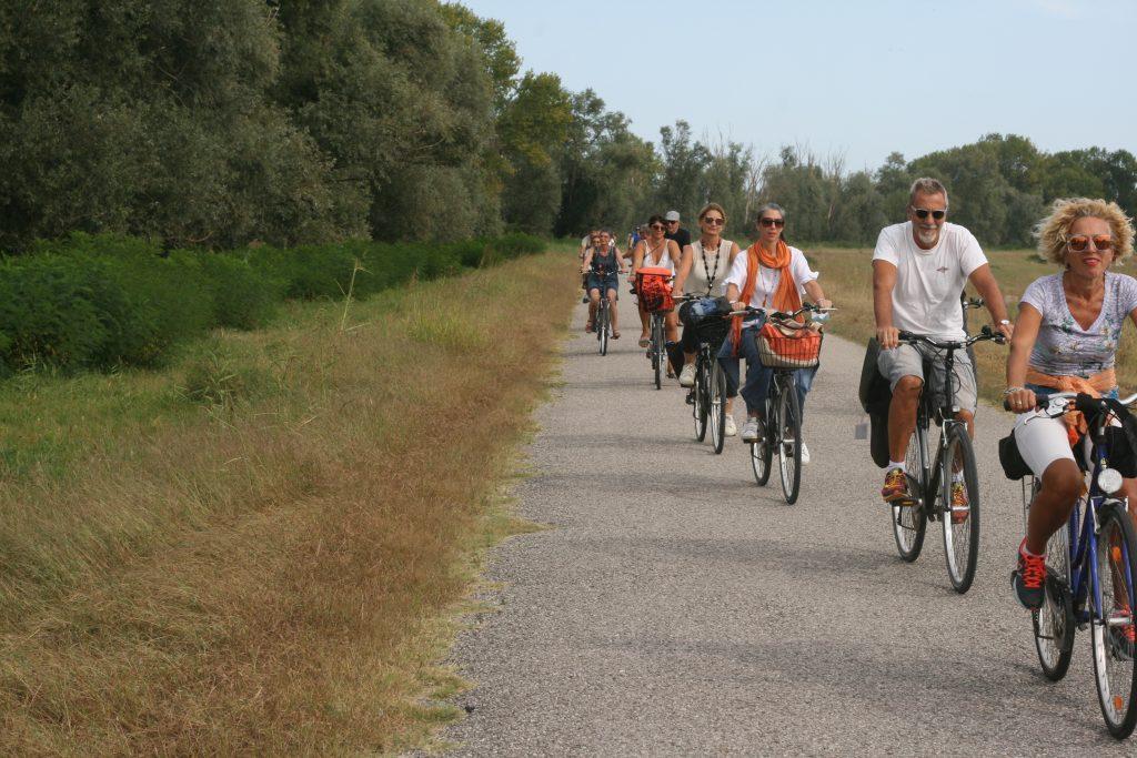 Da Adria a Chioggia in bicicletta