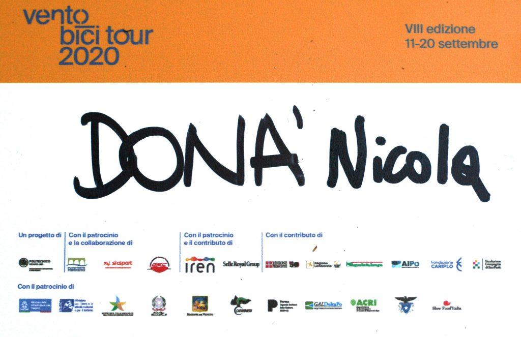 Da Adria a Chioggia in bicicletta Nicola Dona