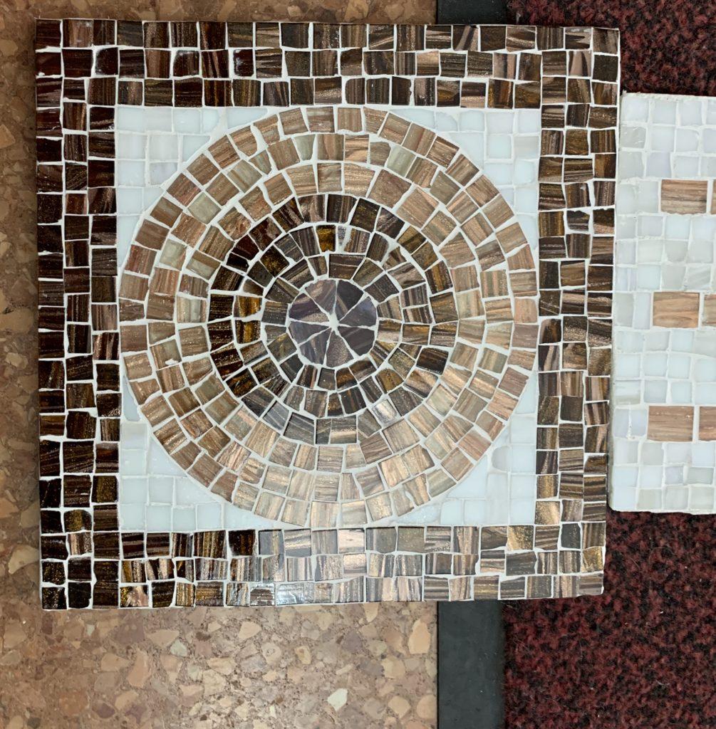 Particolari Mosaico