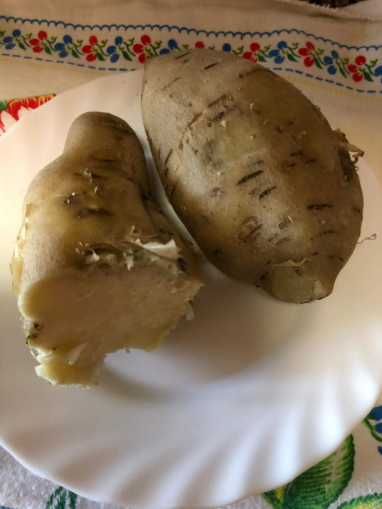 Mezze Patate Americane Maria Vicentini