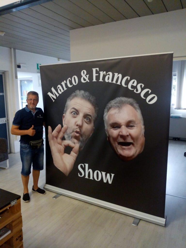 Marco Cadorin e Francesco show