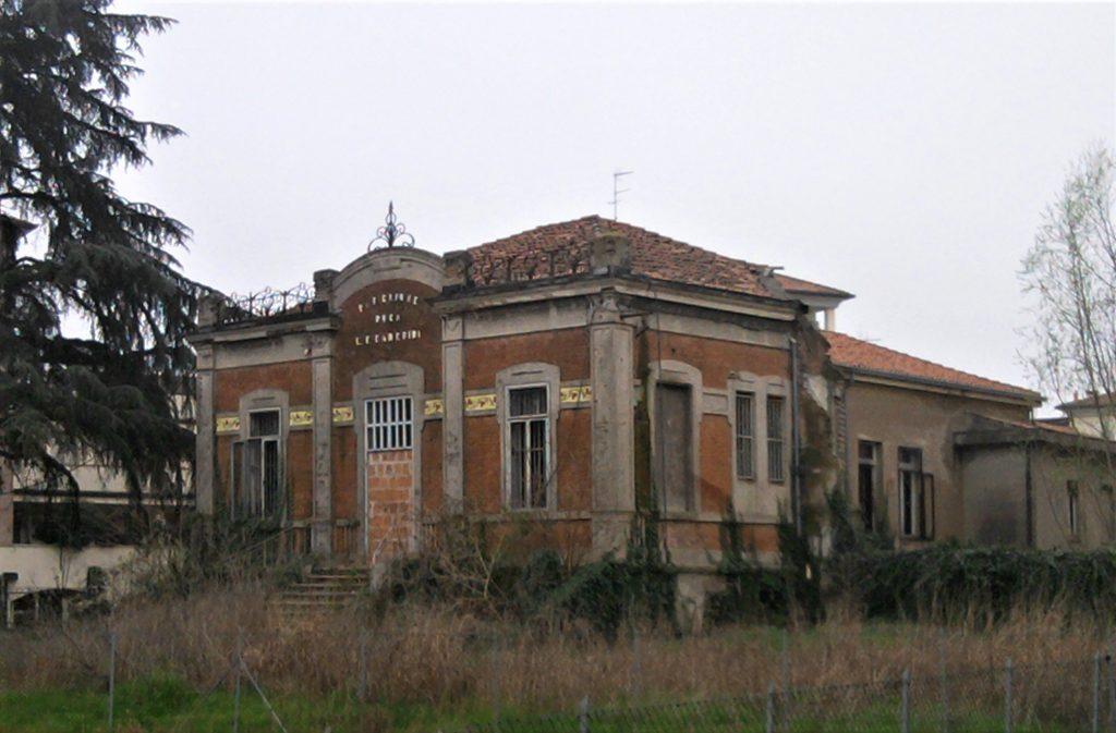 8 Marzo Padiglione Camerini Ex Ospedale Rovigo