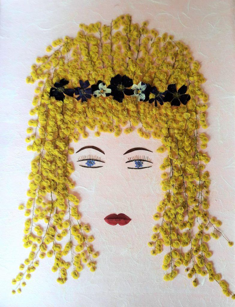8 Marzo Mimosa Gloria Nives Frigato
