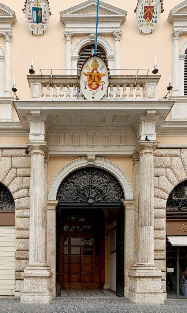 Palazzo Dell Accademia Ecclesiastica Roma