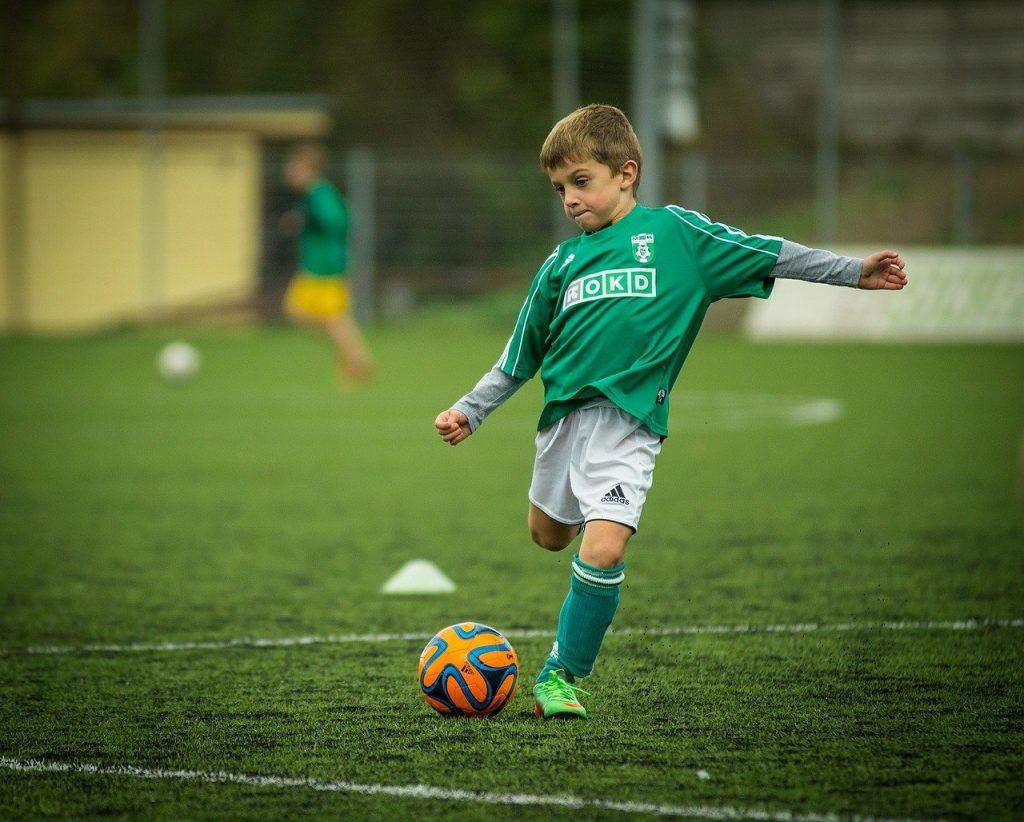 Un adriese al vertice Bambini Sport