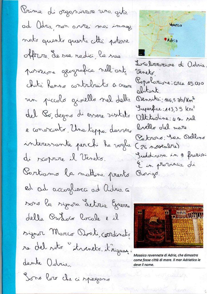 Gita Ad Adria Scritto A Mano Trascinato 2 Page 0001