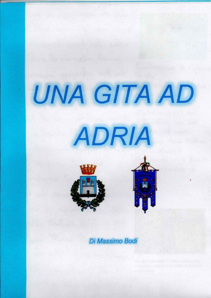 Gita Ad Adria Scritto A Mano Trascinato Page 0001