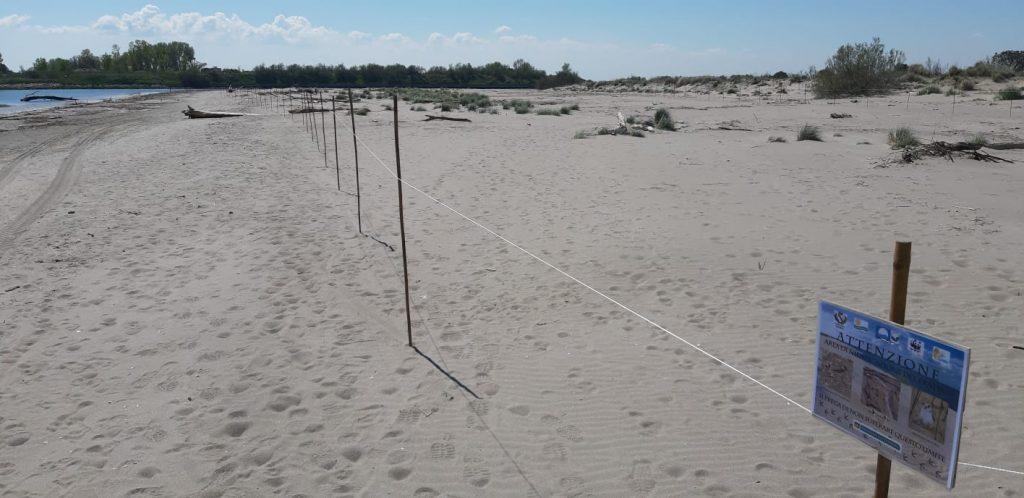 Spiaggia Fratini