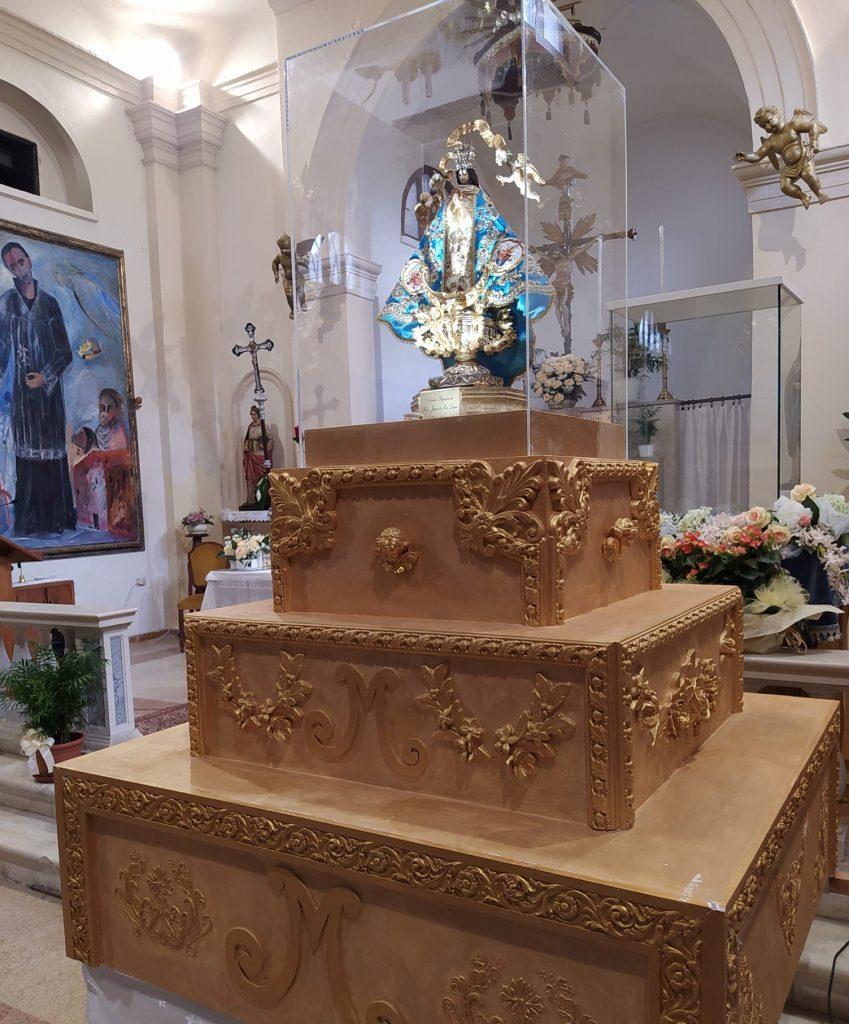 Madonna Di San Juan De Los Lagos Panarella
