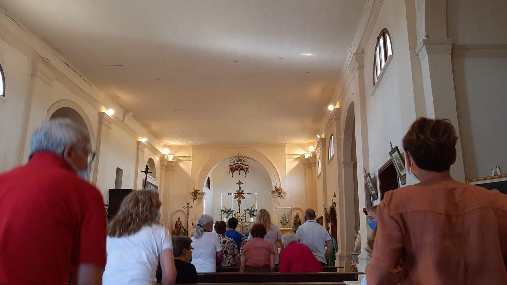 Panarella Chiesa San Luigi Gonzaga