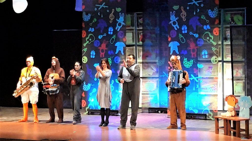 Il Teatro Comunale Di Adria Mamma Mia Bella