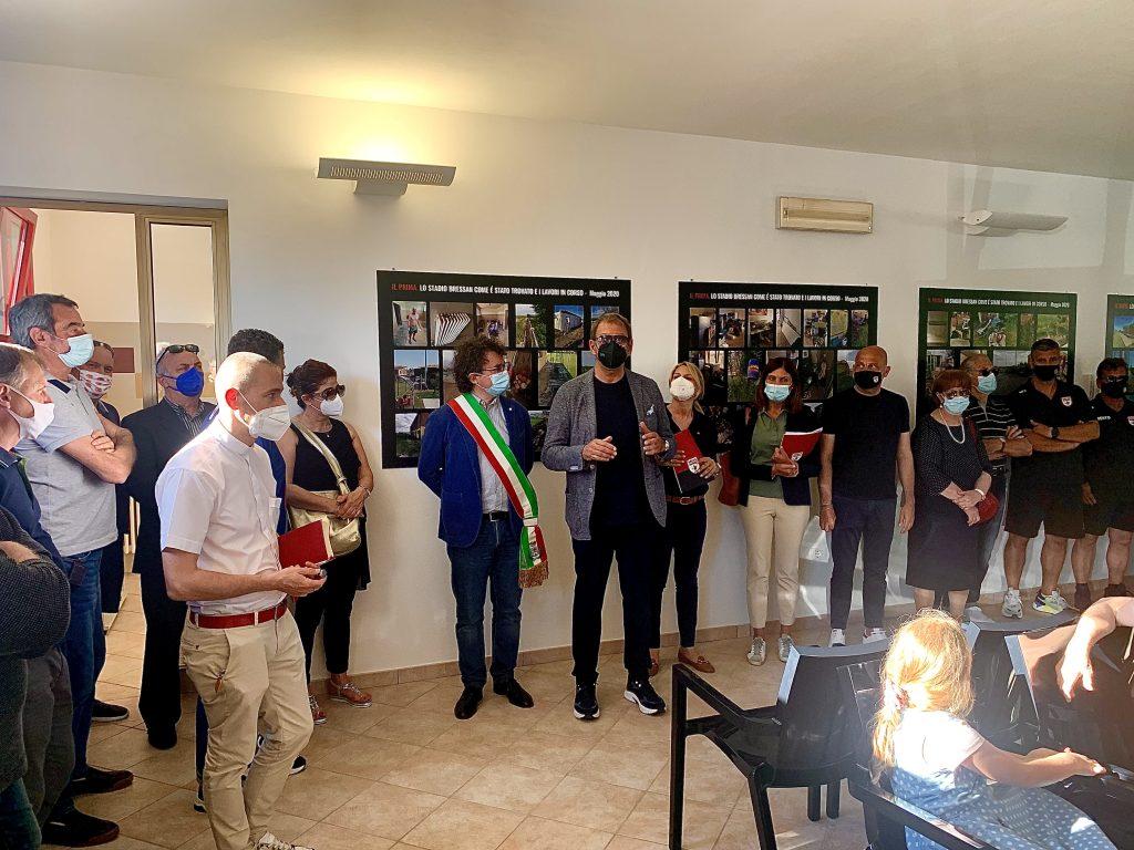 Adria: l'Accademia del Calcio Giovanile Inaugurazione 2