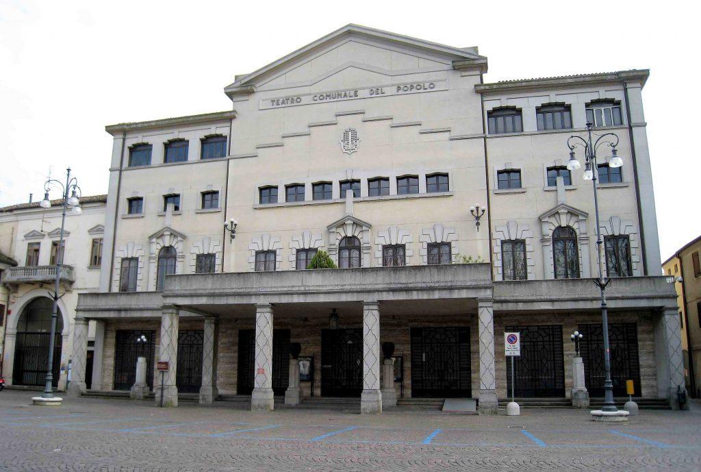 La Magia Del Delta Teatro Comunale