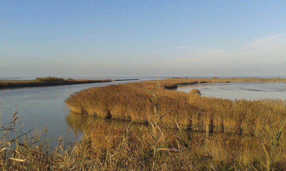 Toponomastica del Delta foci del Po di Maistra