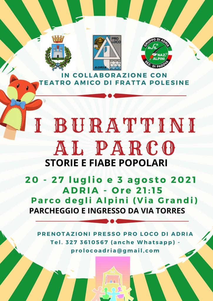 I Burattini Al Parco(1)