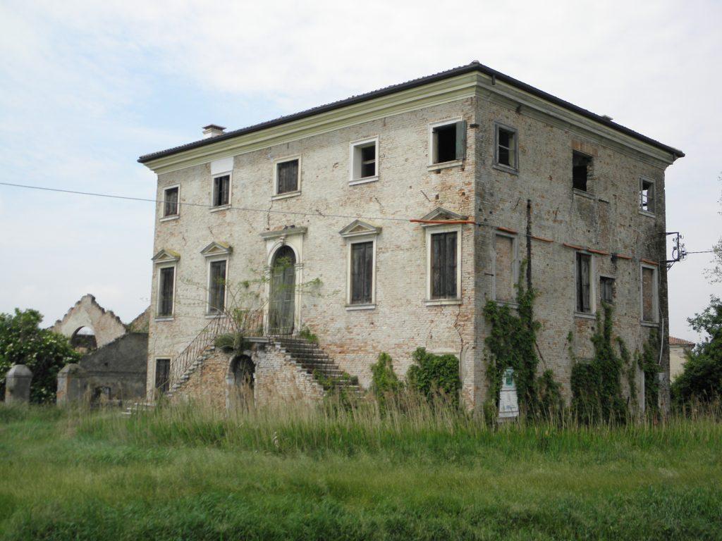 toponomastica Villa Emo