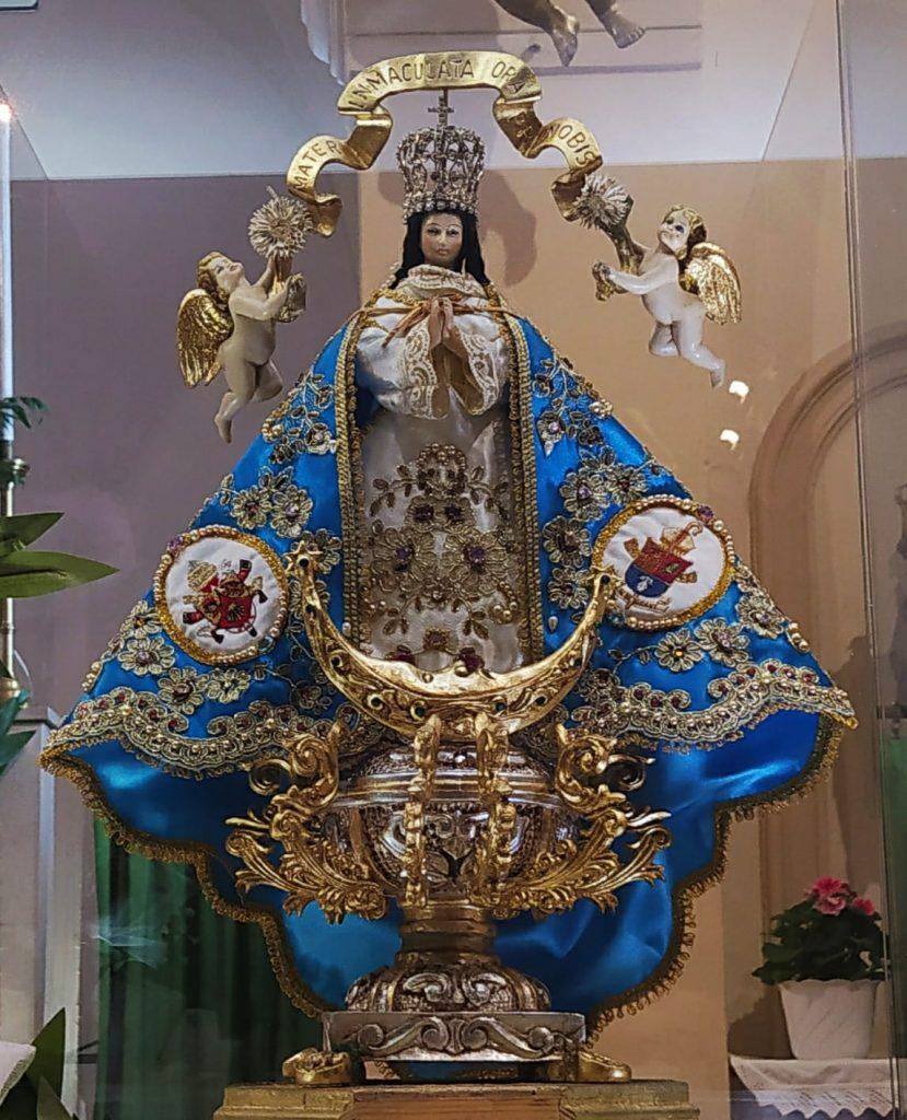 Virgen Di Los Lagos