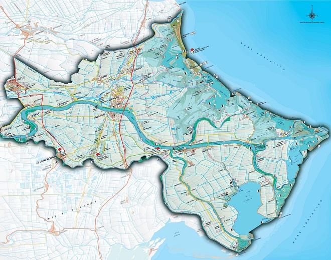 Toponomastica del Delta Mappa 60ef68b33c06d