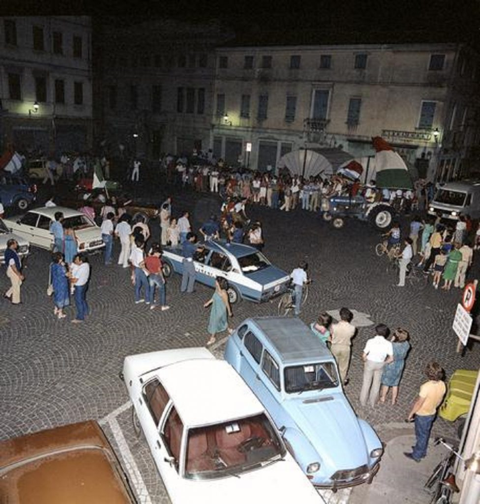 Mondiali 1982 Piazza