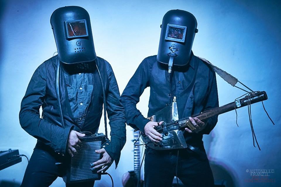 Rock The Cyborgs