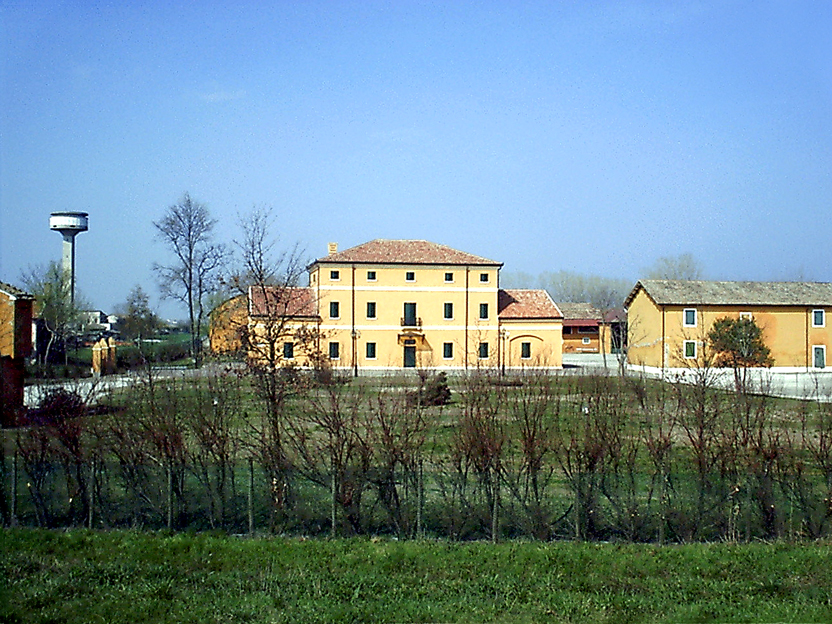 Ro Porto Tolle Palazzo Zuliani