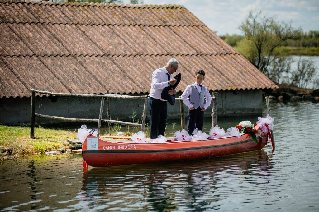 La Canoa Addobbata