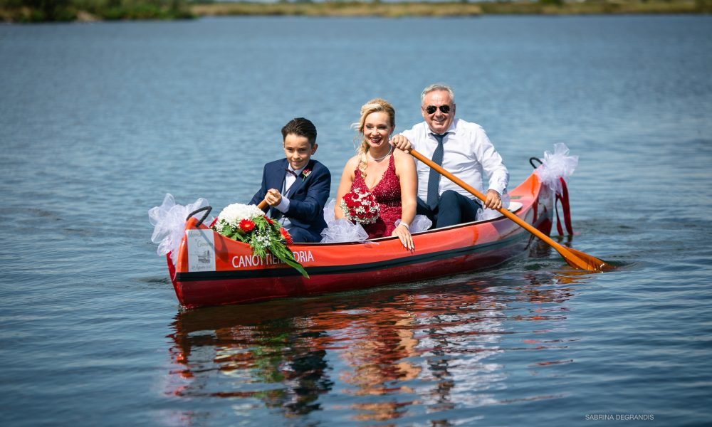 Matrimonio Canoa