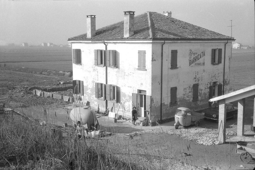 Rifugio Barricata 1954