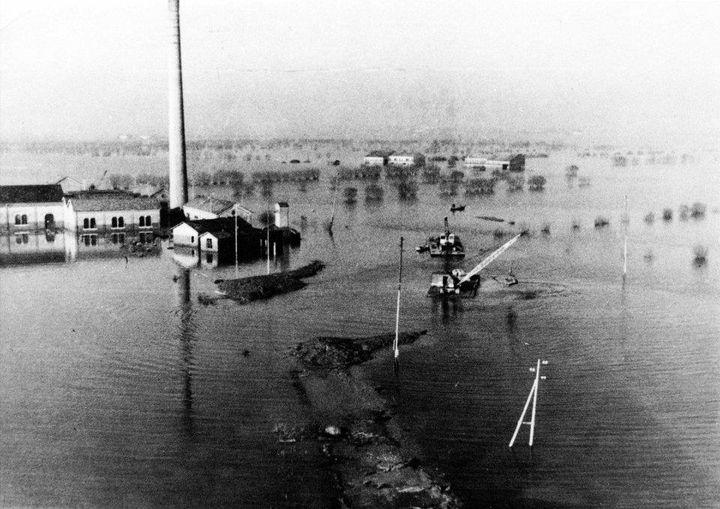 Alluvione 1957 Ca Vendramin