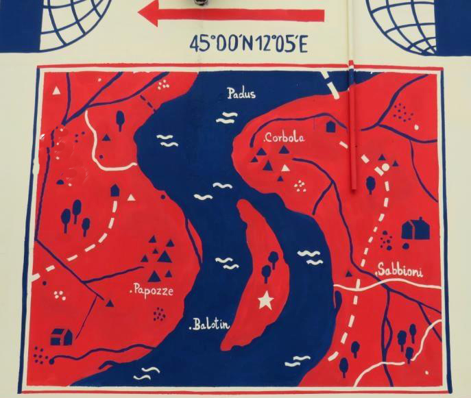 Mappa Bosgatia